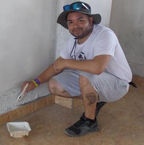Allen Gamez Haiti Painting 2