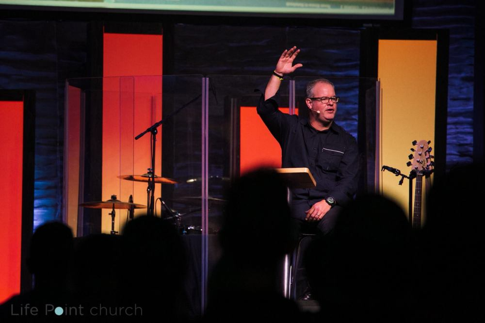 Pastor Danny Rivers