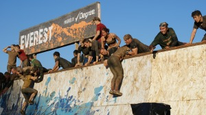 tough mudder, christianity, obstacles, race, faith, challenges, pain, not easy, CS Lewis, perseverance